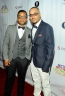 Honorees Quincy and Deondray Gossfield hit up the Red Carpet